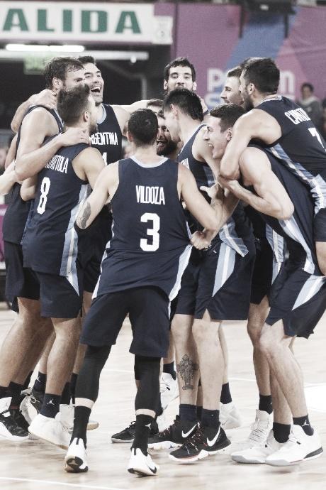 Lima 2019: La selección masculina de básquet es oro panamericano