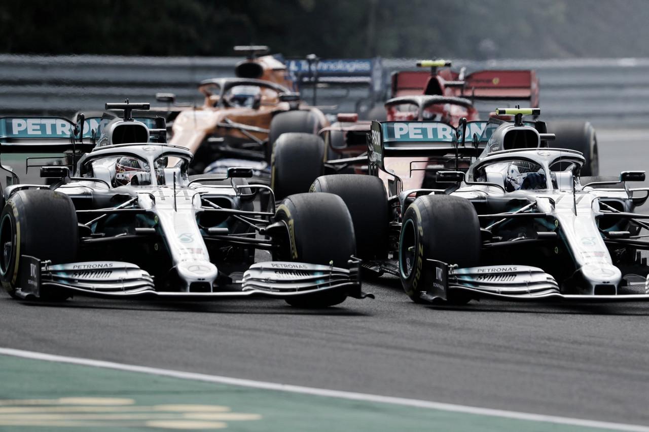 Wolff revela que pediu para Hamilton e Bottas não se fecharem na Hungria