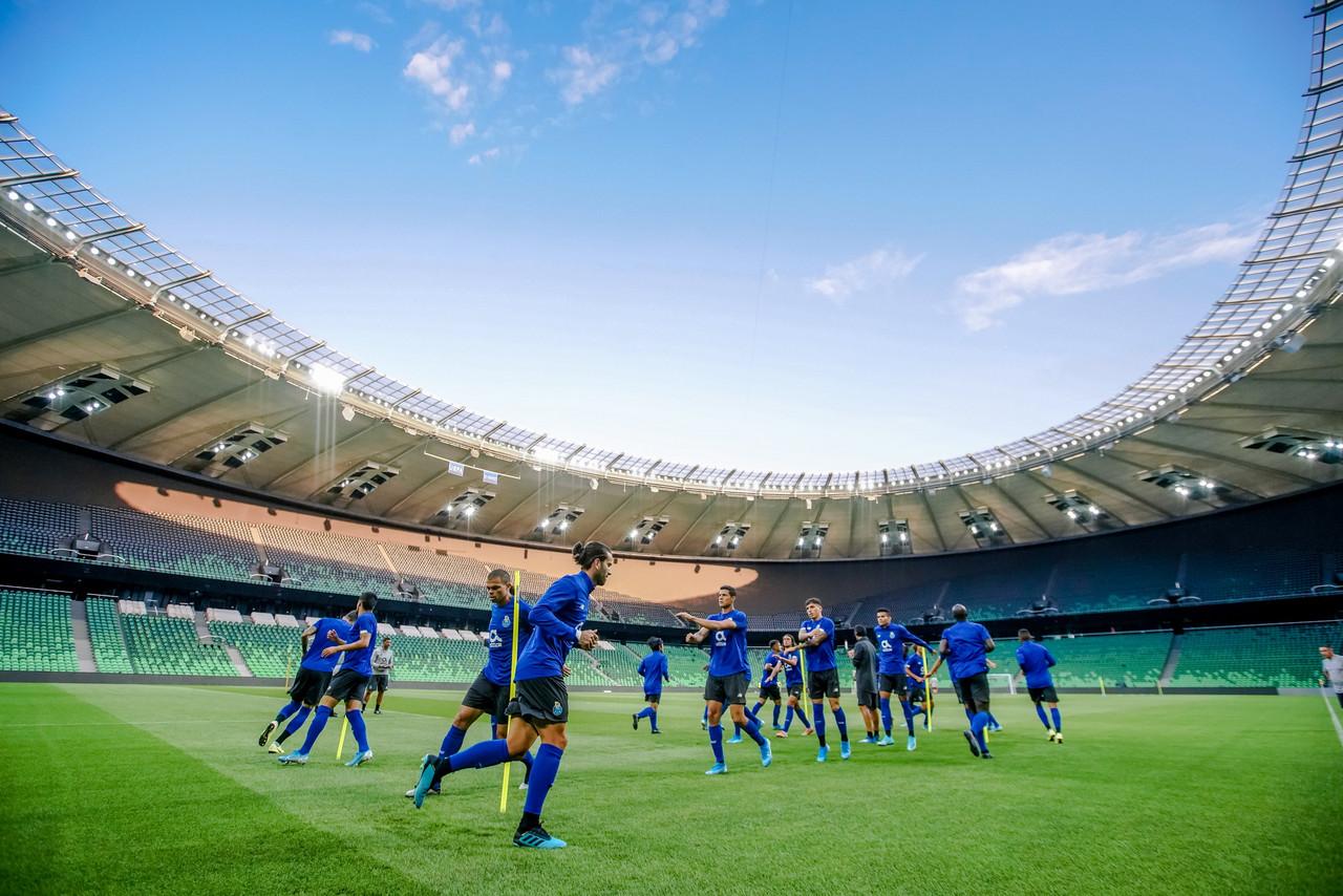 Noite de Champions para FC Porto