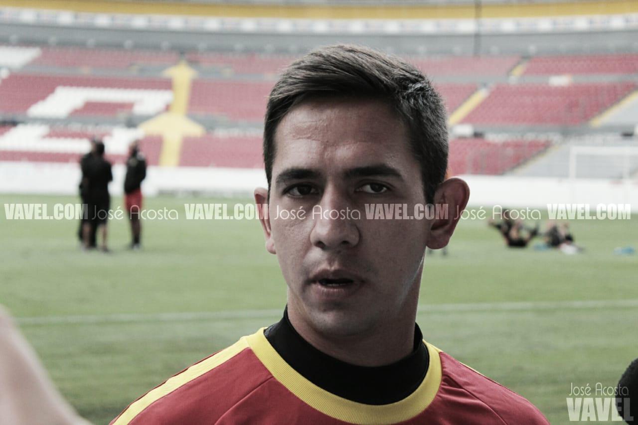 """Felipe López:""""Estamos obligados a sumar puntos ante Cafetaleros"""""""