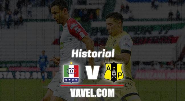 Historial Once Caldas vs Alianza Petrolera: encuentro con superioridad para el local