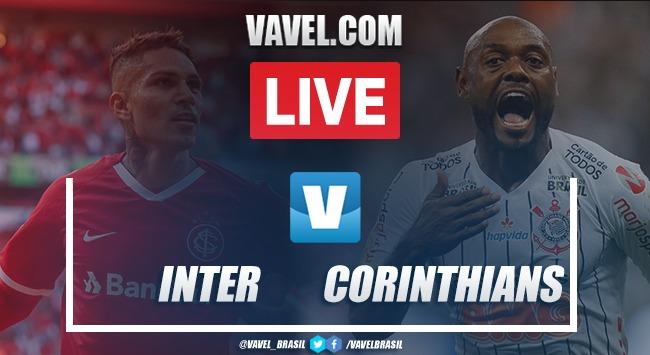 Melhores momentos de Internacional 0x0 Corinthians pelo Brasileirão