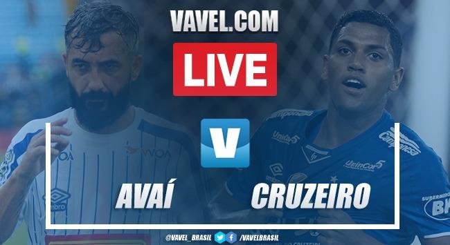 Gols e melhores momentos Avaí 2x2 Cruzeiro pelo Campeonato Brasileiro 2019