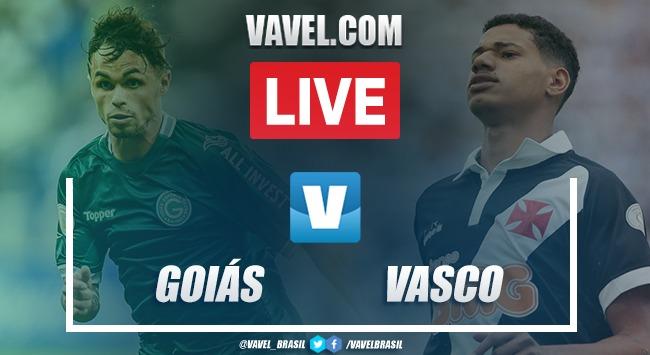 Gols e melhores momentos Goiás 0x1 Vasco pelo Campeonato Brasileiro 2019