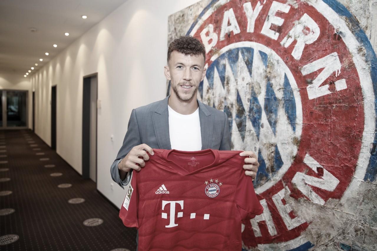 Inter de Milão e Bayern de Munique se acertam, e Ivan Perisic volta à Bundesliga