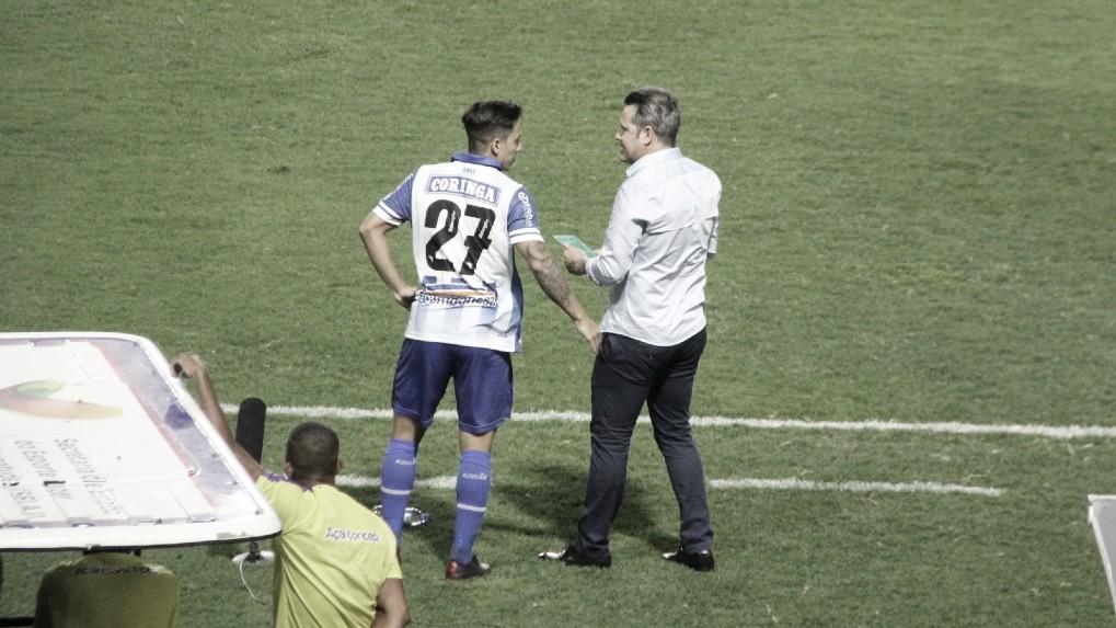 Recém-chegado ao CSA, Euller fala que Maracanã 'não vai pesar' diante do Fluminense