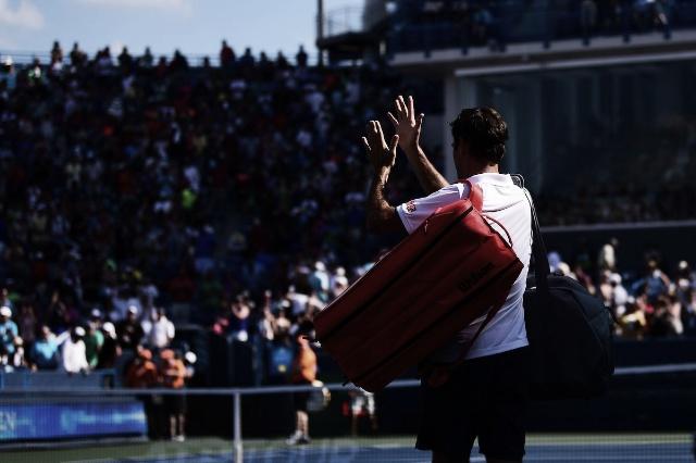 Masters 1000 de Cincinnati: Rublev tumbó a Federer y cayó Schwartzman