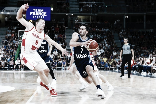 Rumbo a China 2019: La selección masculina venció a Montenegro