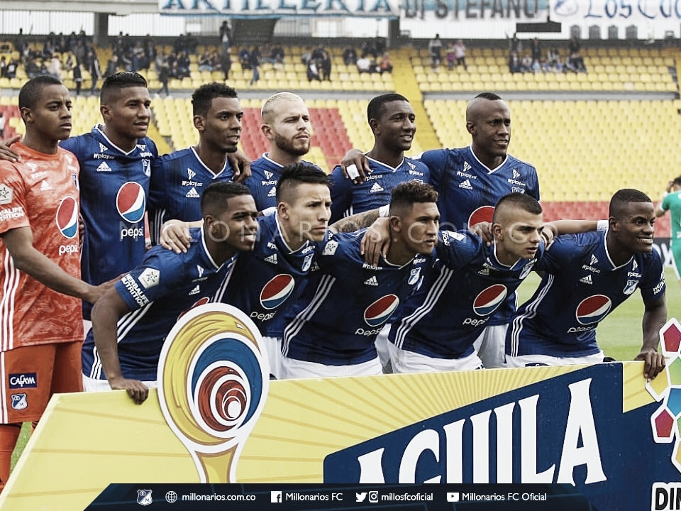 Millonarios venció a La Equidad gracias al costarricense José Ortiz