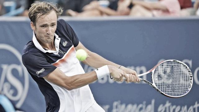 Masters 1000 de Cincinnati: Final inédita entre Medvedev y Goffin