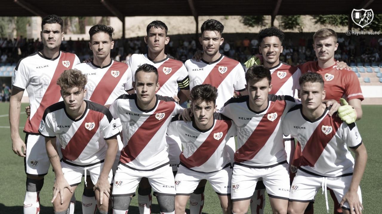 El Rayo Vallecano B, subcampeón de la Copa RFFM