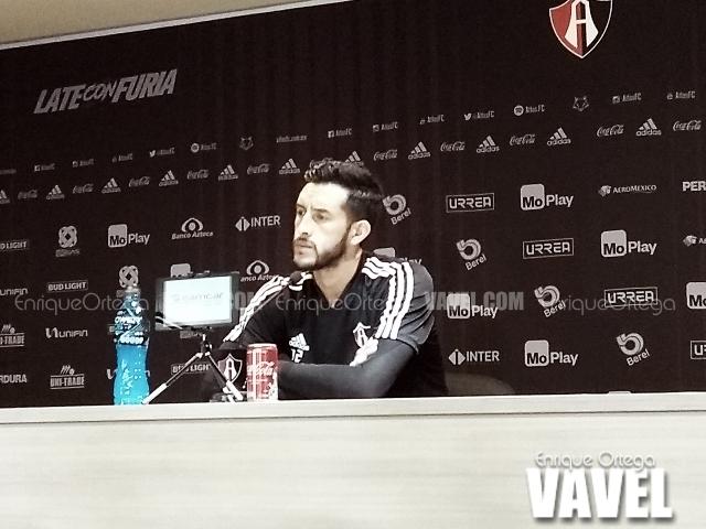 """Camilo Vargas: """"No hay tiempo para lamentarnos por la derrota"""""""