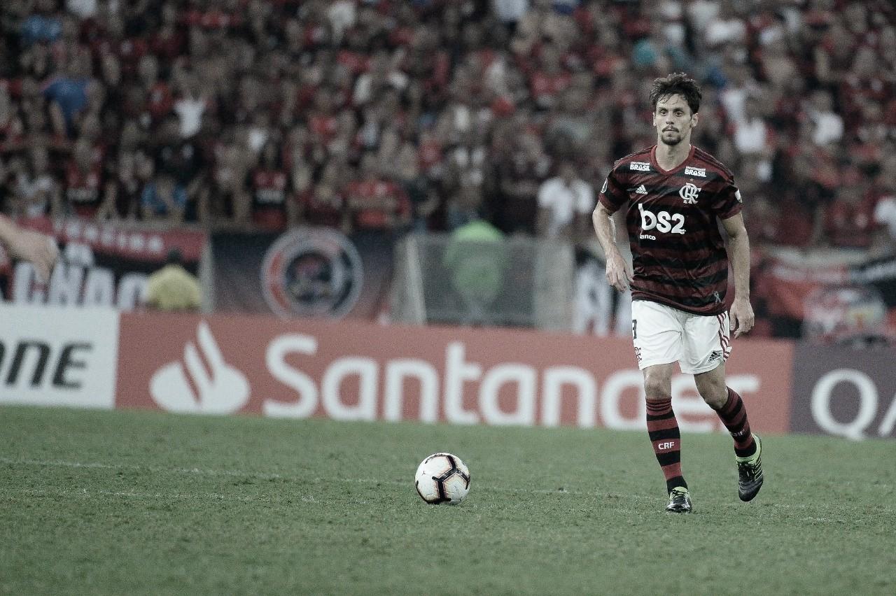 Com retornos, Flamengo recebe equilibrado Internacional pela Libertadores
