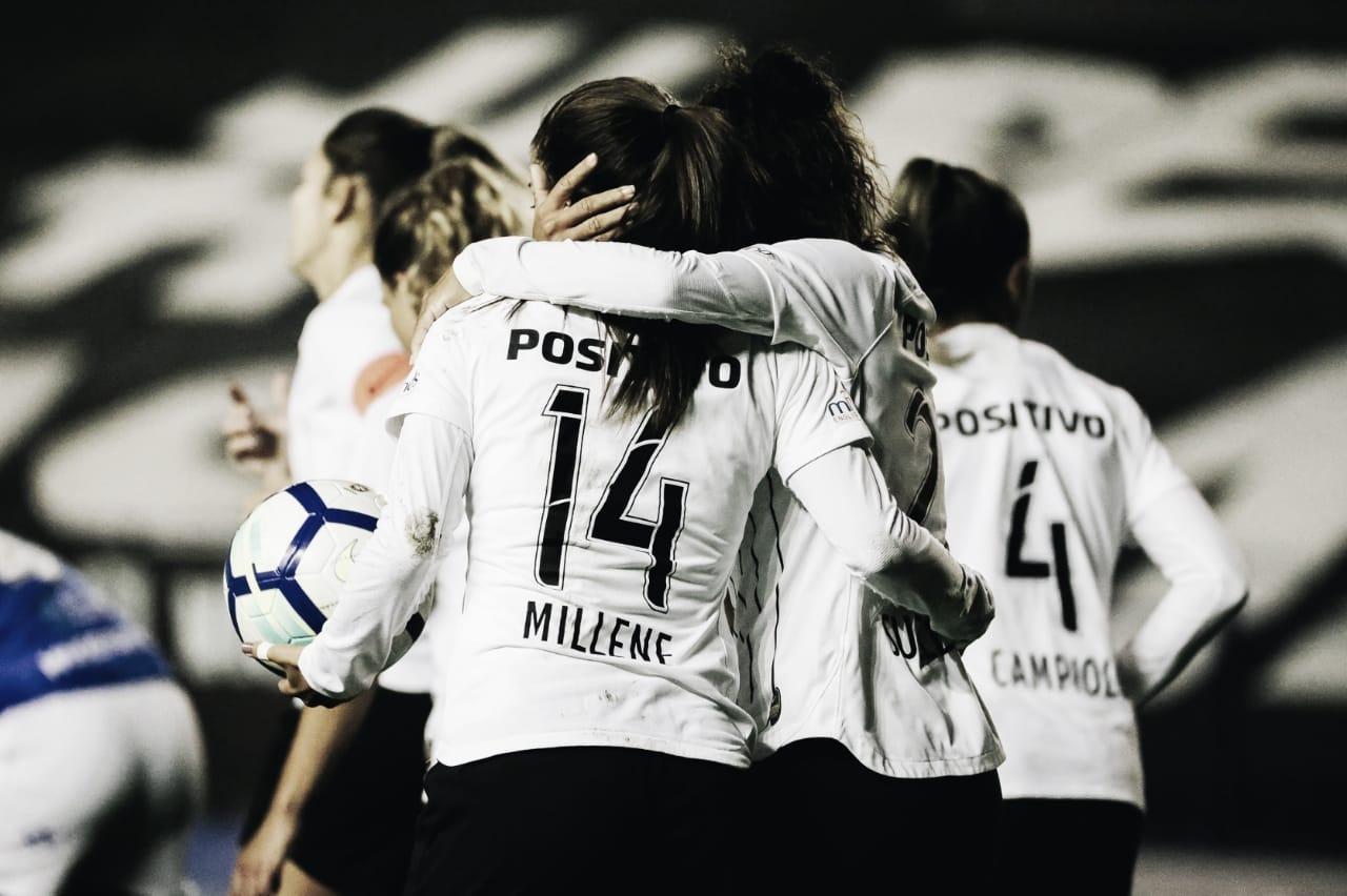 Com gol da artilheira Milene, Corinthians bate São José e avança às semis do Brasileiro A-1