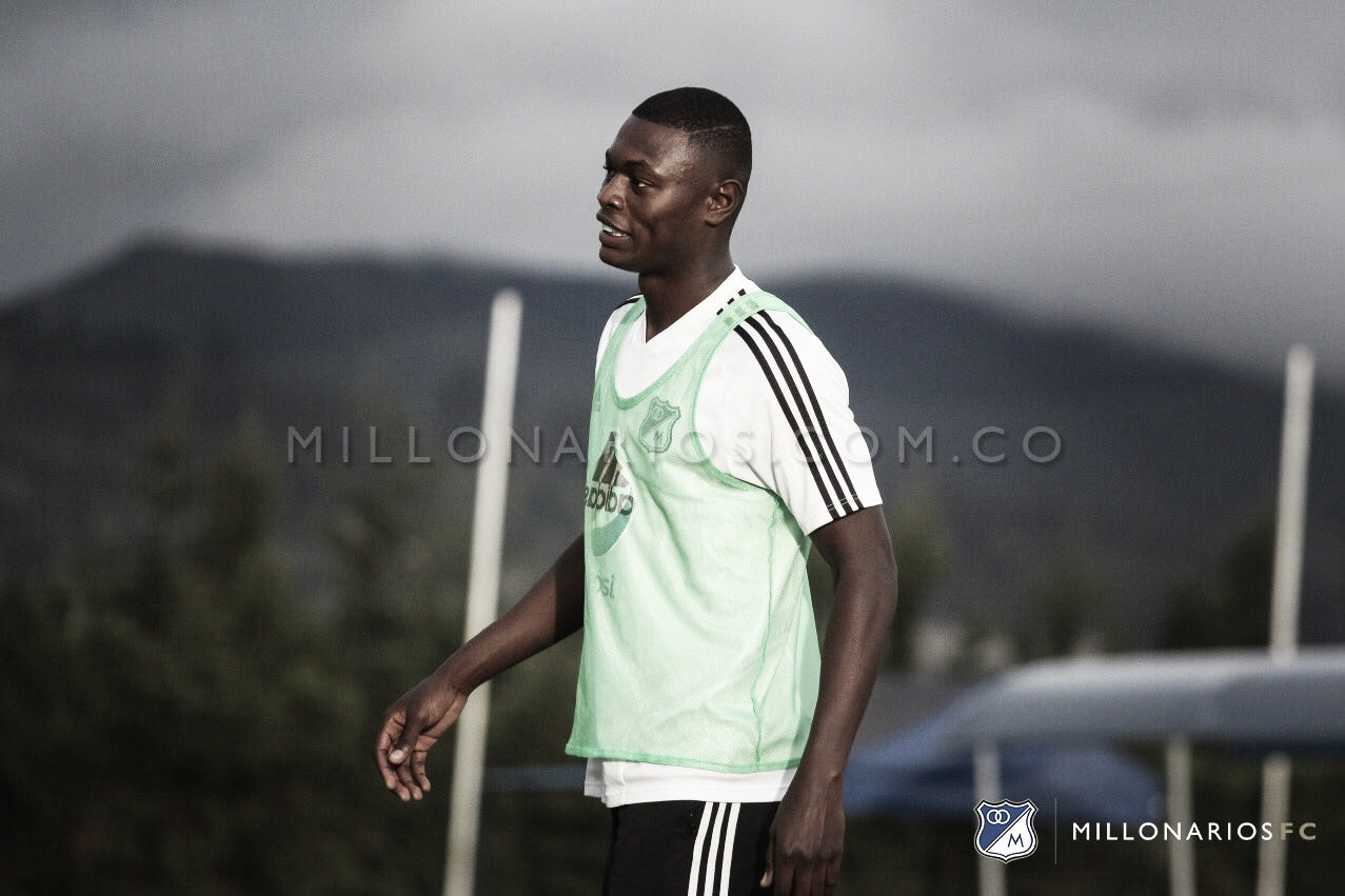 Fabián González Lasso, listo para volver a jugar