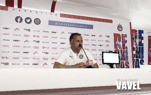 """Ramón Villa Zevallos: """"La idea siempre será ir a ganar y proponer"""""""