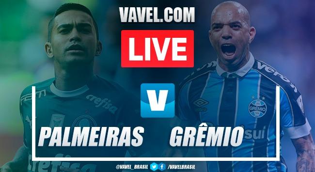 Gols e melhores momentos de Palmeiras 1 x 2 Grêmio pela Libertadores