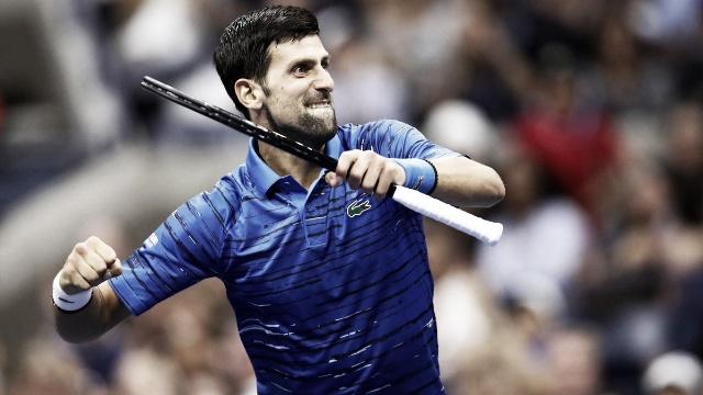 Djokovic y Federer avanzaron a la segunda semana del Us Open