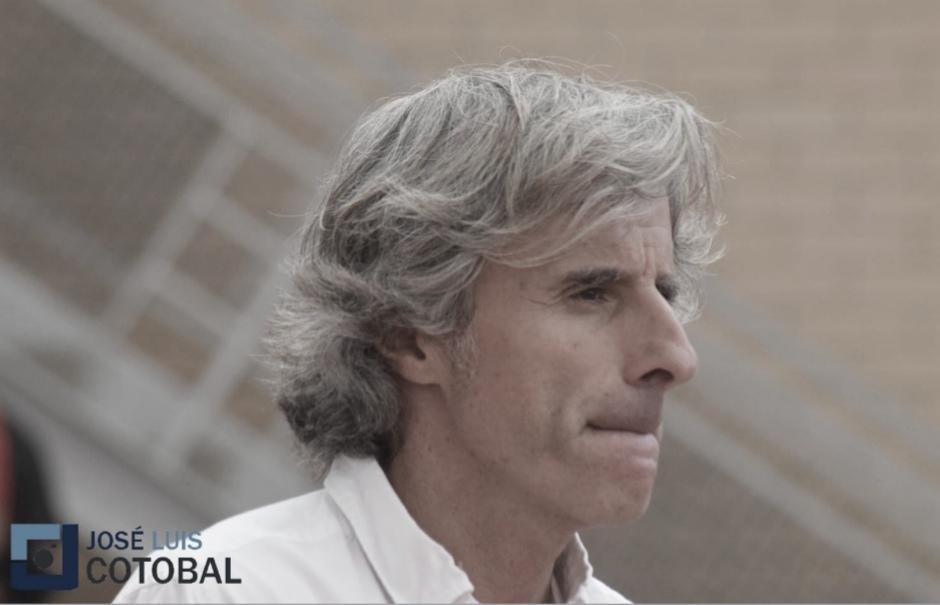 """Roberto Aguirre: """"Me cabrea que dos goles sean un balón parado"""""""