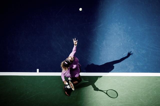 Serena Williams está en cuartos de final del Us Open