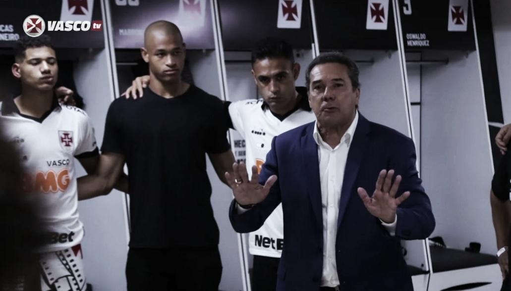 "Luxemburgo pede apoio da torcida após derrota para o Cruzeiro: ""Importante acreditar"""