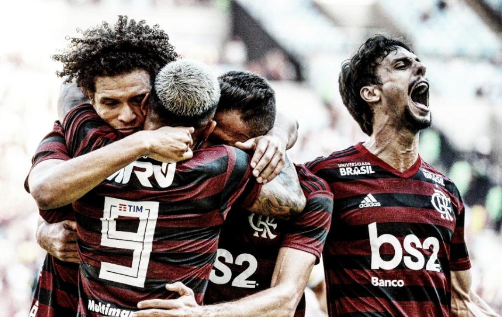 Com força máxima, Flamengo recebe São Paulo e Fernando Diniz