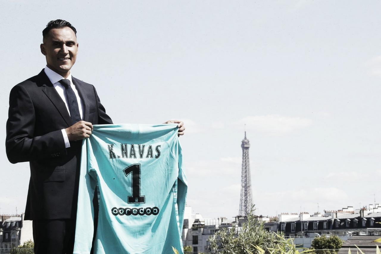 Keylor Navas abandona el barco del Real Madrid y Areola se sube