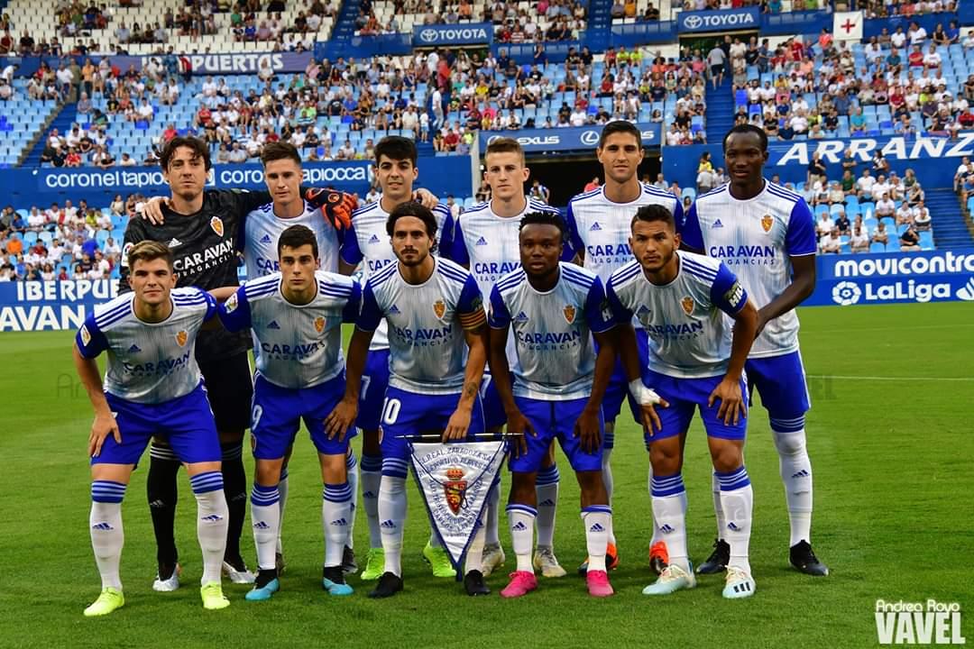 Previa CF Fuenlabrada - Real Zaragoza: Una victoria que ilusiona