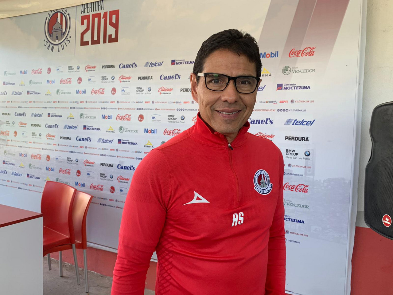 Alfonso Sosa ha sido cesado como técnico del Atlético de San Luis