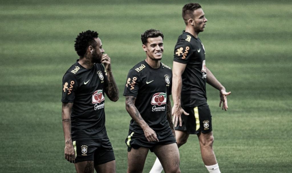 Brasil e Colômbia têm mudanças após Copa América para amistoso em Miami