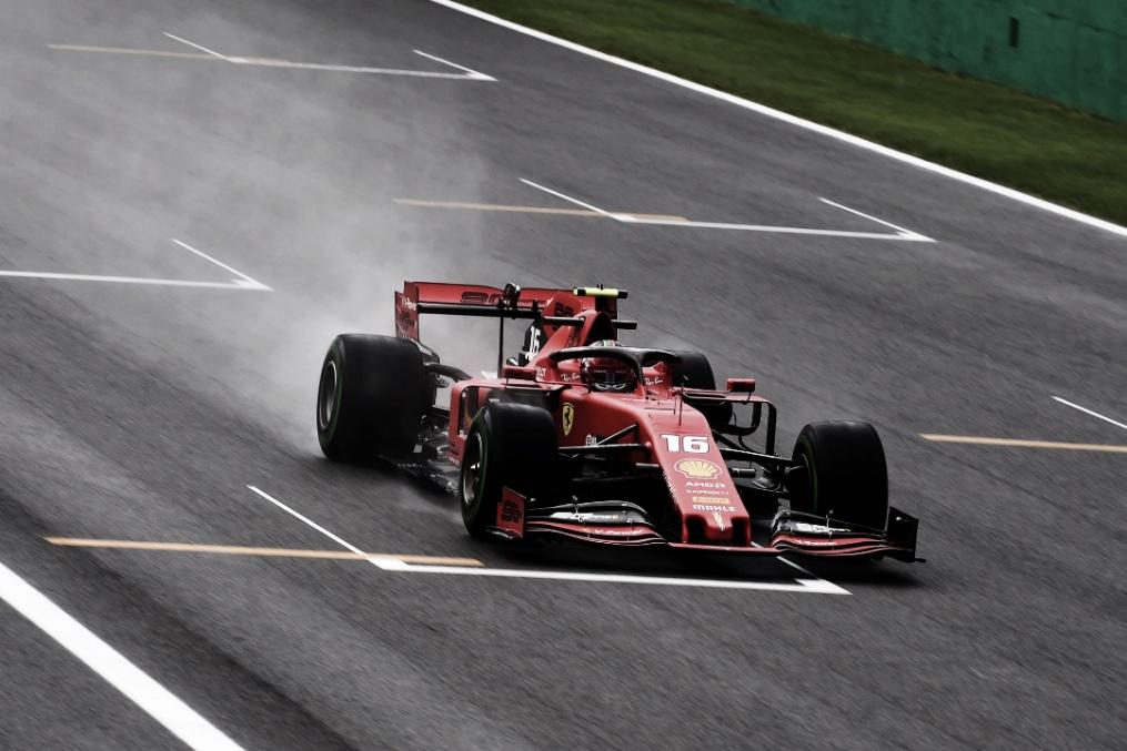 Resultado e melhores momento treino classificatório Formula1 no GP da Itália 2019