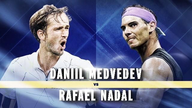 Medvedev vs Nadal (2-1) Live Stream Updates and Score in Nitto ATP Finals
