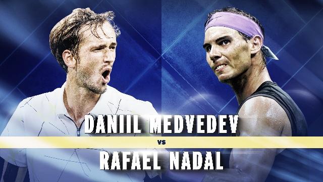 Nadal y Medvedev definirán al campeón del Us Open