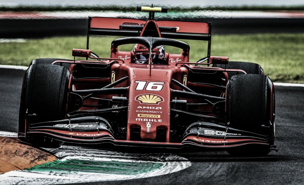 Charles Leclerc confirma boa fase e conquista pole para GP da Itália após um Q3 maluco