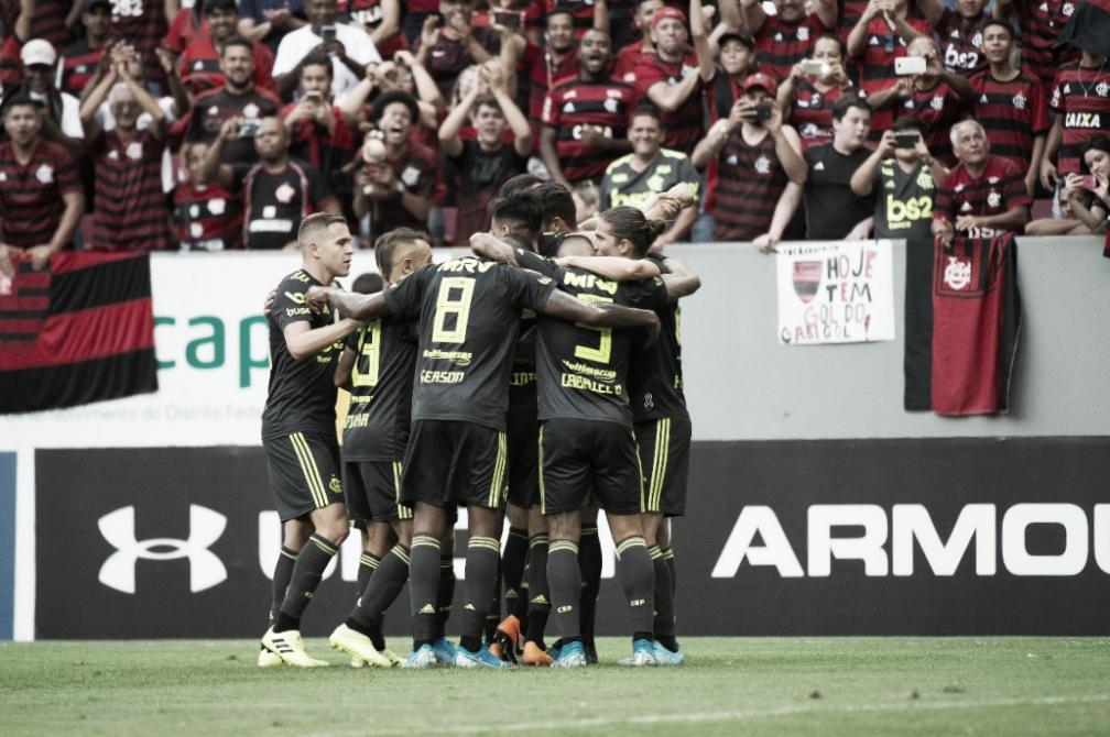 Mesmo com desfalques importantes, Flamengo mantém intensidade e vence Avaí