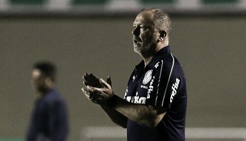 """Em noite de estreia, Mano aprova resultado do Palmeiras: """"Iniciar com vitória é sempre bom"""""""