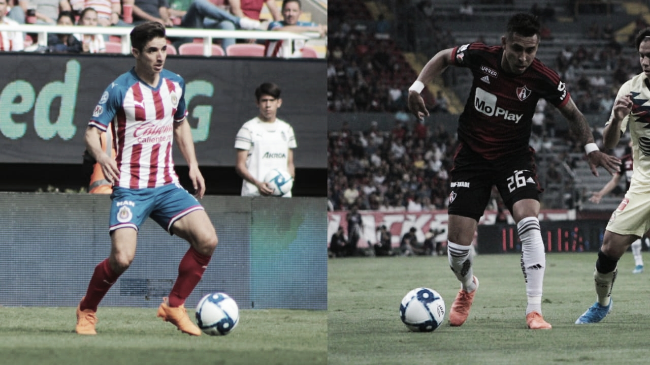 Jesús Isijara vs Isaác Brizuela: Dinamismo y velocidad por la banda