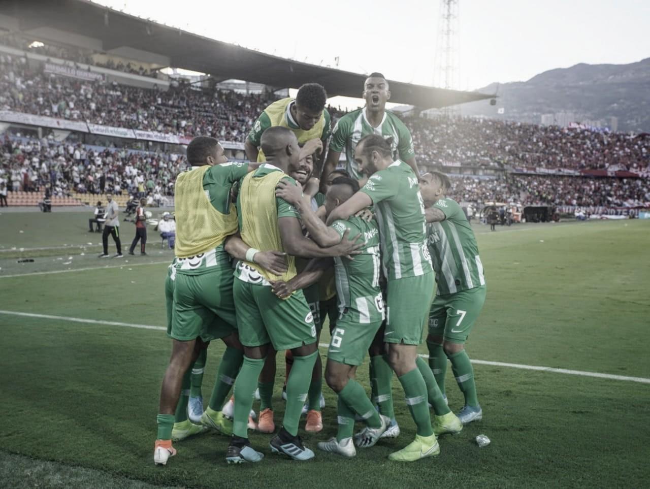 DIM fue humillado de local: Atlético Nacional lo goleó 1-4