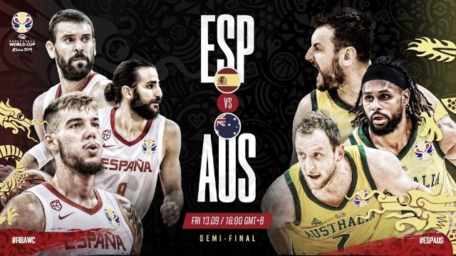 Previa España vs Australia: por un lugar en la final