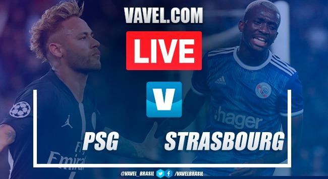 Gols e melhores momentos PSG 1x0 Strasbourg pelo Campeonato Francês 2019