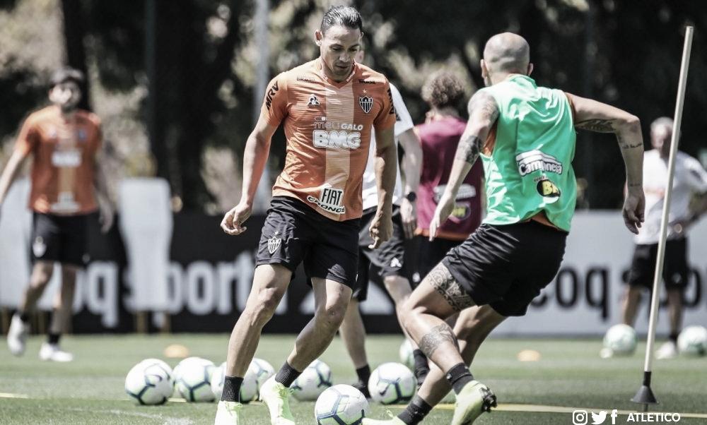 Para voltar a vencer no Brasileiro, Atlético-MG recebe time misto do Internacional