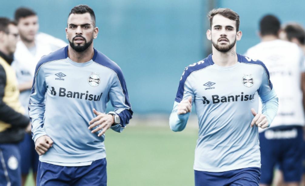 Em busca do G-6, Grêmio encara o Goiás no Sul