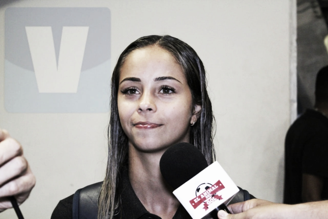 """Daniela Henao: """"nos habíamos mentalizado que teníamos que llegar a la final"""""""