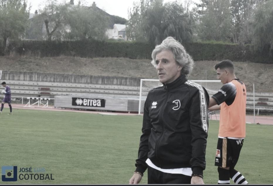 """Roberto Aguirre: """"La parte final sufríamos con ese miedo a ganar"""""""