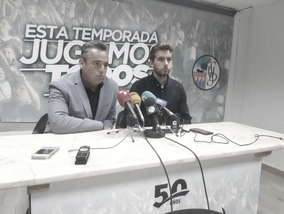 Pablo Cortés será el entrenador del Salamanca hasta final de temporada