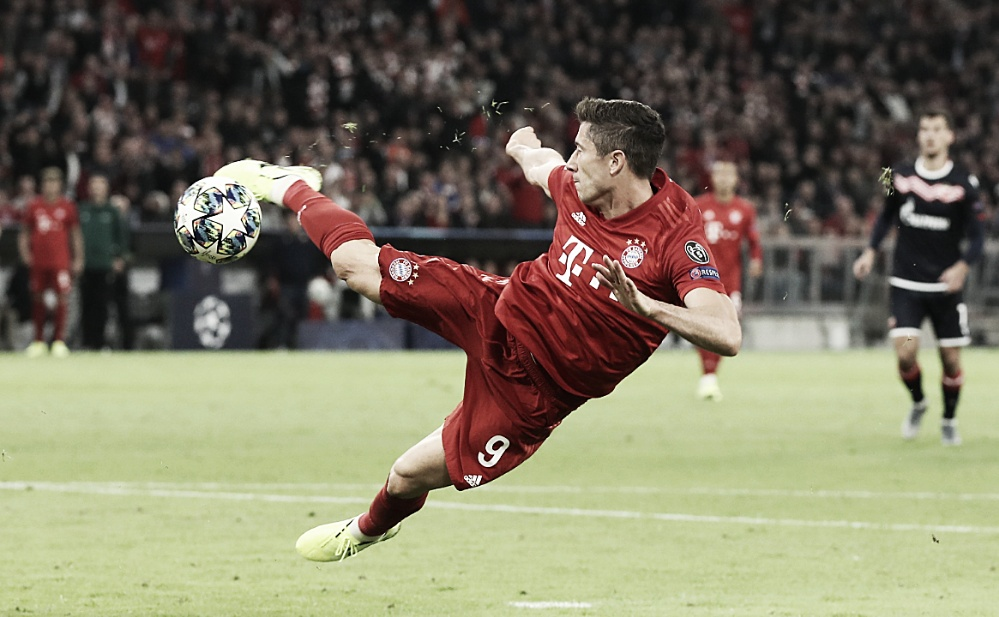 """Niko Kovac elogia chances criadas, mas Lewandowski aponta: """"Marcamos poucos gols"""""""