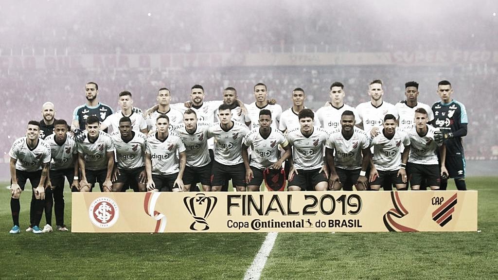 Athletico-PR volta a derrotar Internacional e conquista título da Copa do Brasil 2019