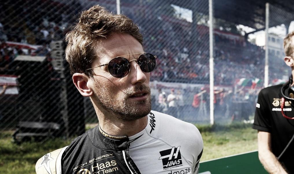 Feliz após renovar com a Haas, Grosjean confia na melhora do carro para 2020