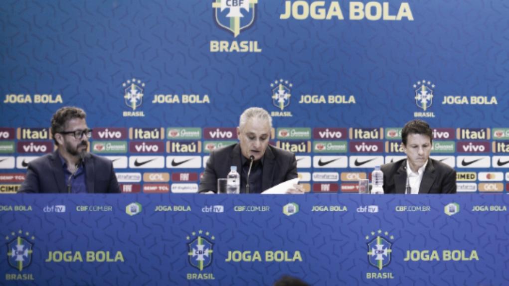 Tite convoca Seleção Brasileira para amistosos e desfalca times da Série A