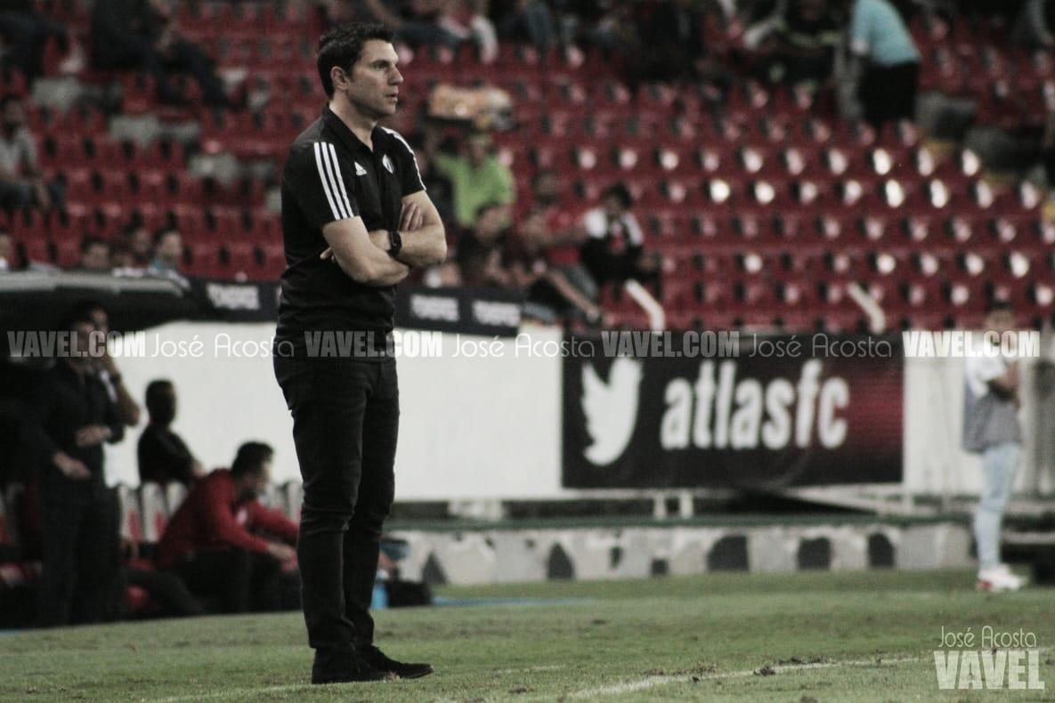 """Leandro Cufré: """"Ya superamos el Clásico, hoy el equipo se levantó"""""""